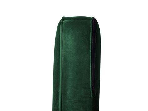 sofá 2 lugares verde sof 225 de 2 lugares tecido verde lokka beliani pt