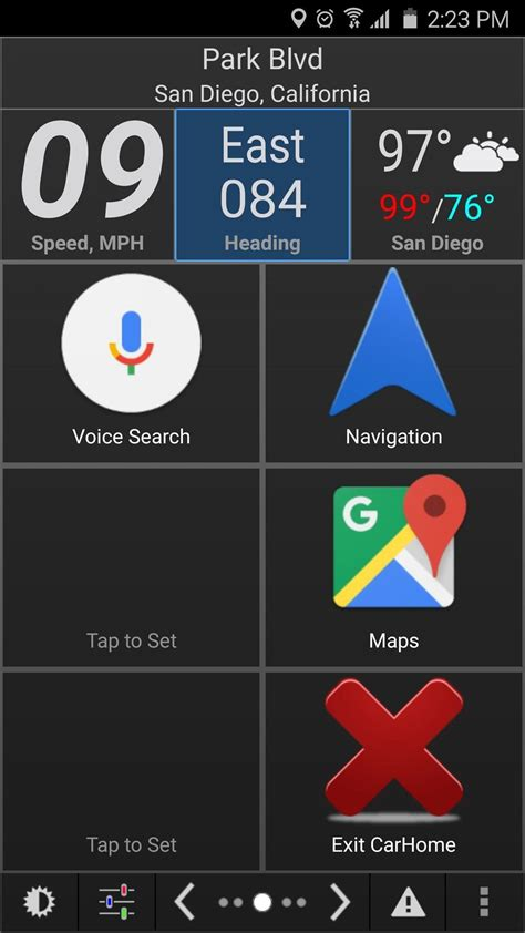 Best Car Apps For Android by The 5 Best Car Mode Apps For Android 171 Android Gadget Hacks