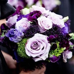 35 Dark Purple Wedding Color Ideas for Fall/Winter ...