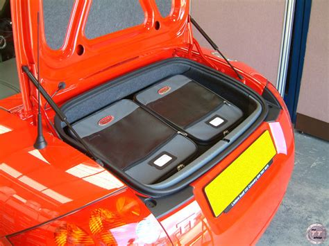audi tt roadster fitted luggage  fits coupe audi