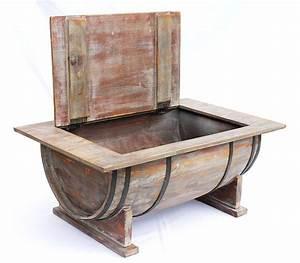 Bar Aus Holz : couchtisch weinfass 5084 tisch aus holz weinregal 80 cm beistelltisch wein bar 4260407933448 ebay ~ Eleganceandgraceweddings.com Haus und Dekorationen