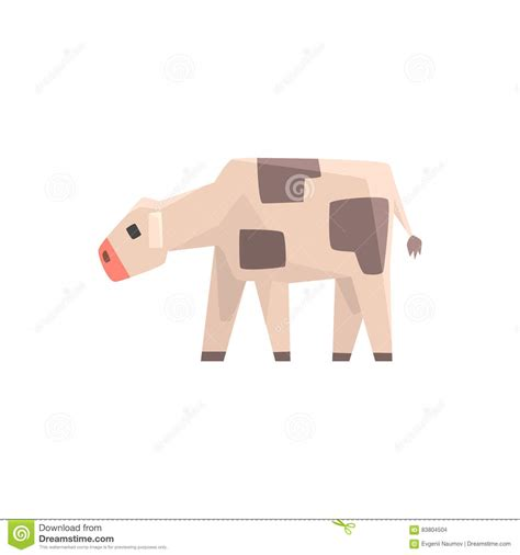 Warning the general population of the dangers of totalitarian regimes. Toy Simple Geometric Farm Cow Calf Browsing, Funny Animal ...