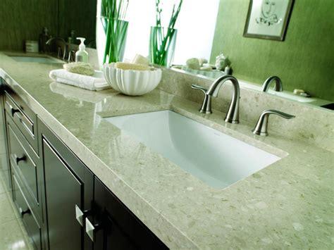 Choosing Bathroom Countertops Hgtv