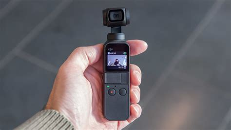 dji osmo pocket im praxis test audio video foto bild