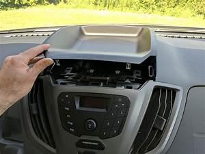 Ford Transit Diy Aftermarket Radio Installation  Pioneer