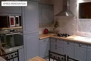 renover une cuisine avec les plans de travail de With plan de cuisine en bois