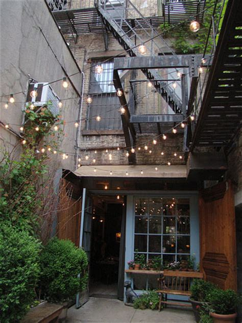 design 101 string lights in small spaces home