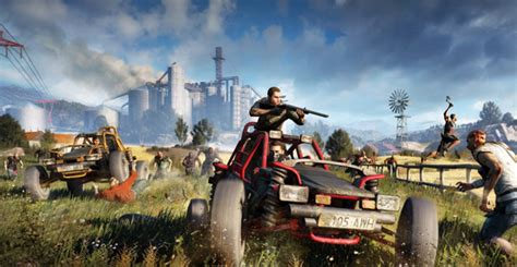 Dying Light Cast by Dying Light The Following Release Date Set To Be
