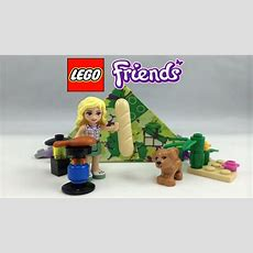 Lego Friends Jungle Accessory Set Review 850967  Youtube