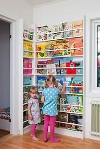 Das Coolste Kinderzimmer Der Welt : 10 librer as originales para la habitaci n infantil pequeocio ~ Bigdaddyawards.com Haus und Dekorationen