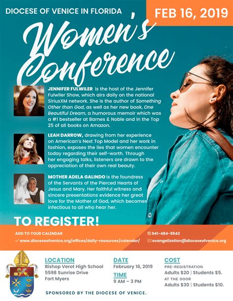 womens conference  diocese  venice