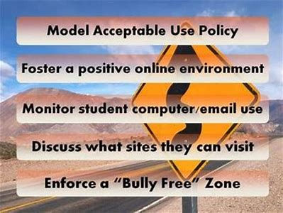 Image result for picture of acceptable technology use policy