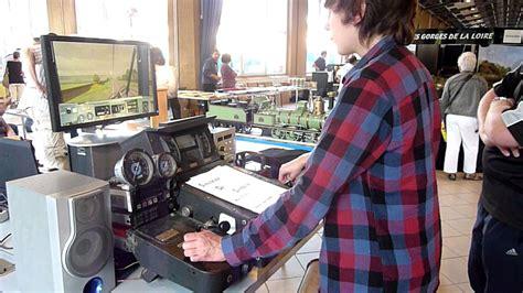 siege simulateur de conduite simulateur de conduite sncf a l 39 expo nancy