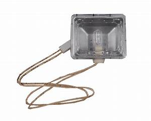 Kenmore 790 97473805 Halogen Oven Lamp Assembly