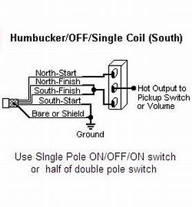 Triple Shot  U0026quot Style U0026quot  Wiring Two Neck Humbuckers With 2 Dpdt