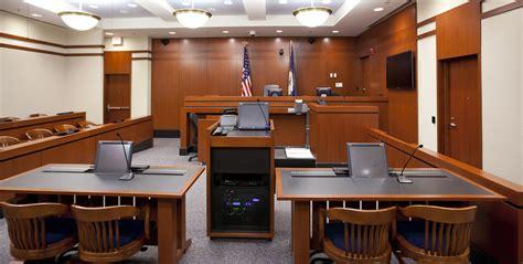 keeping building enclosures    courtroom aia dallas