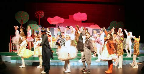 When directing the sound of music, i constantly remind myself and the cast. HONK Jr. - Kempenfelt Community Players