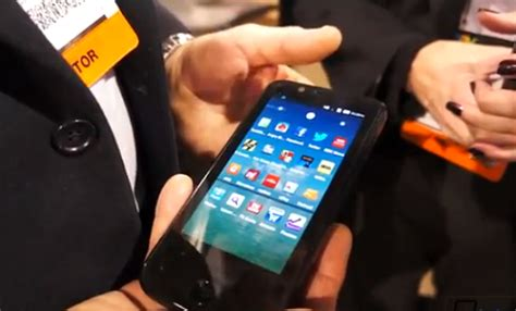 openmobile runs android apps tizen hardware at ces iot gadgets
