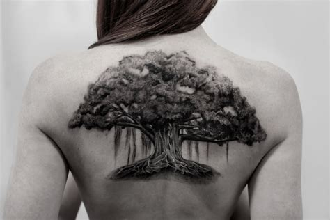 Treeman Tattoo Done By Sean Ambrose At Arrows And Embers