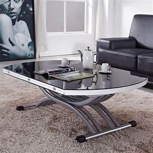 Table Basse Transformable En Table Haute : la table transformable conviviale et modulable ~ Teatrodelosmanantiales.com Idées de Décoration
