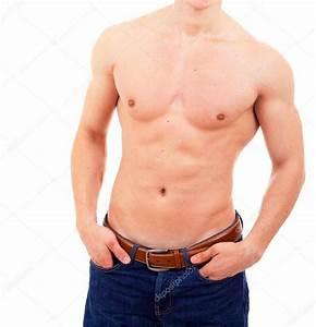 Image Homme Musclé : torse muscl dun homme isol sur fond photographie cristovao 14402751 ~ Medecine-chirurgie-esthetiques.com Avis de Voitures