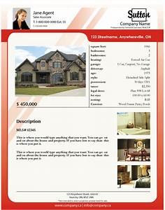 printforlesscanadacom sutton group listing feature With real estate feature sheet template free
