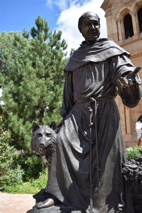 51 Best St Francis Garden Statue Images On Pinterest