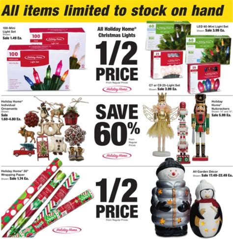 christmas trees on fred meyer fred meyer black friday 2017 ad highlights