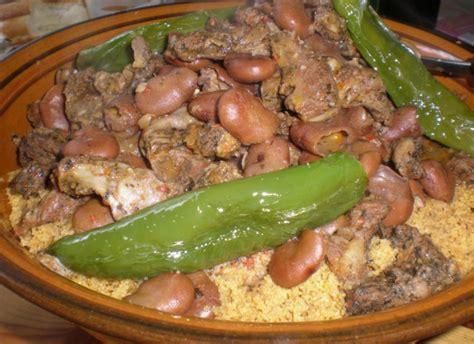 cuisiner le couscous notre plat du jour le couscous a la viande voila