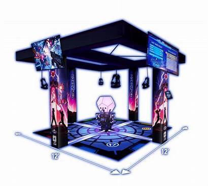 Virtual Chaos Jump Betson Games Reality Vr