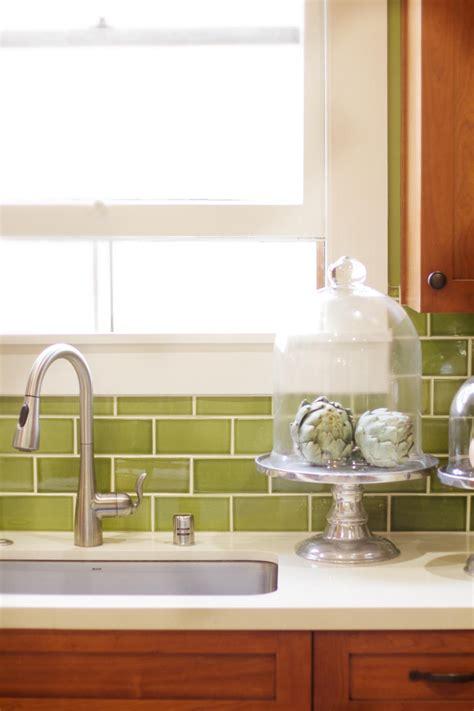 green subway tile kitchen backsplash green subway tile kitchen furniture glass backsplash djsanderk