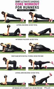 Core Workout for Runners using DVRT @UltimateSandbag ...
