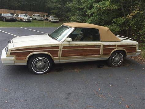 93 Chrysler Lebaron by 1983 Chrysler Lebaron For Sale 1882880 Hemmings Motor News
