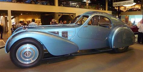 Only he or a few selected friends, mainly bugatti racing drivers, had the honour of sitting behind the large steering wheel of the coupé with chassis number 57 453. 1936 Bugatti 57SC Atlantic Coupe (With images) | Fancy ...