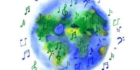 Mūzika - valoda, kas vieno un iepriecina