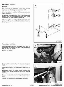 Bobcat 642b Skid Steer Loader Service Manual Pdf