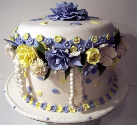 cake decorating with flowers collection trendy mods