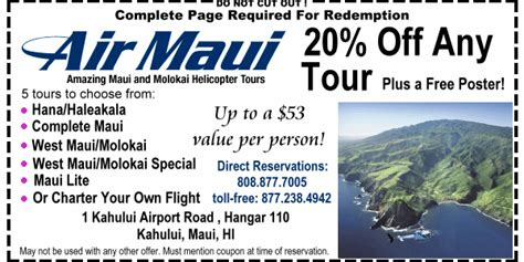 Boat Ed Coupon by Helicopter Tours Deals Lamoureph