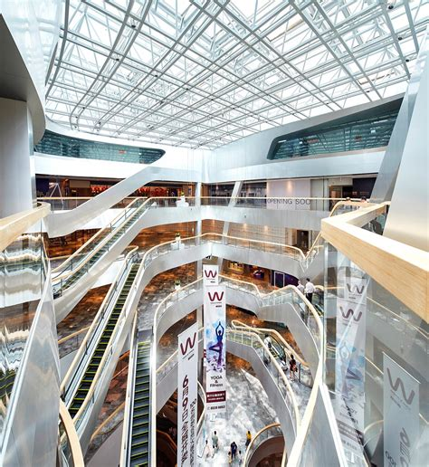 unstudio finishes raffles city hangzhou complex  organic shape towers metalocus