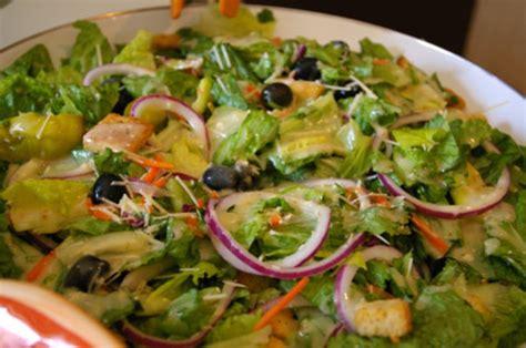 Olive Garden Salads by Olive Garden Salad And Dressing
