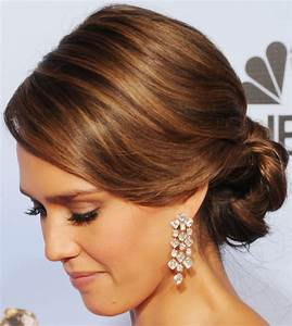 Celebrities Updo Hairstyles & Haircuts Photo Gallery 2018