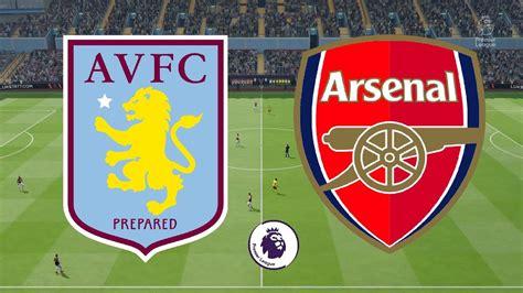 Aston Villa vs Arsenal: Team news, match facts and prediction