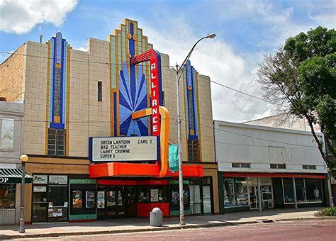 Alliance Theatre | Alliance Nebraska | Real Haunted Place