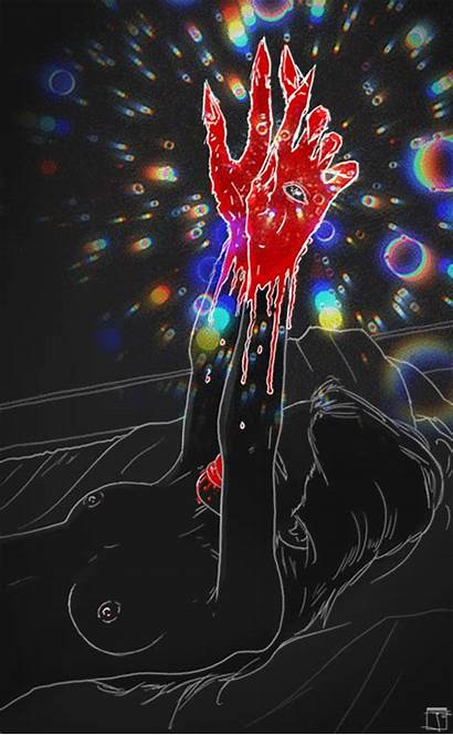 Psychedelic Phazed Trippy Gifs Erotic Dropneurons Hippie
