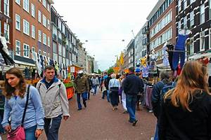 Albert Cuyp Market Amsterdam Civic Arts Project