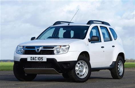Dacia Duster 2012 Car Review Honest John