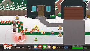 South Park Let39s Go Tower Defense Play Level 1 Stan39s