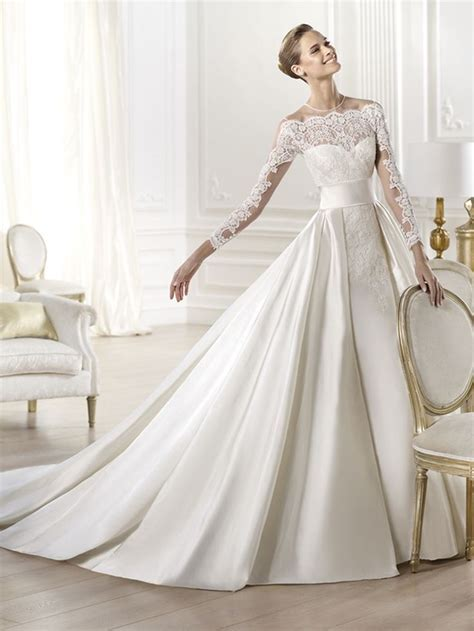 PRONOVIAS 2014 Atelier Collection Yamay www