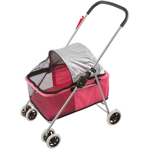 small folding pet stroller discount ramps