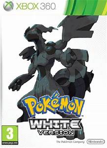 Pokemon White Version Xbox 360 By BirdWatcher7000 On